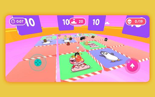 Fall.io - Race of Dino  screenshots 10