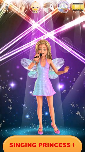 Sweet Little Talking Princess  screenshots 1