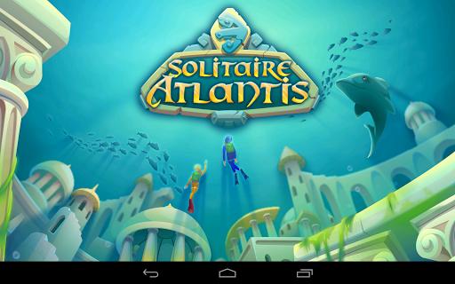 Solitaire Atlantis  screenshots 10