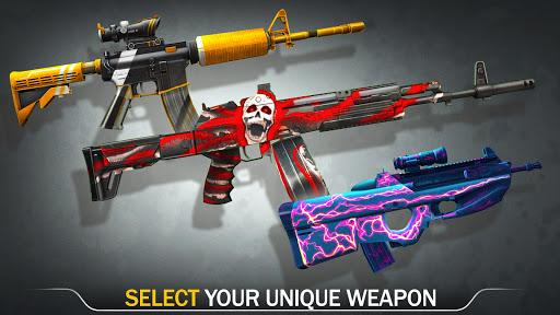 Code of War: Online Gun Shooting Games  screenshots 19