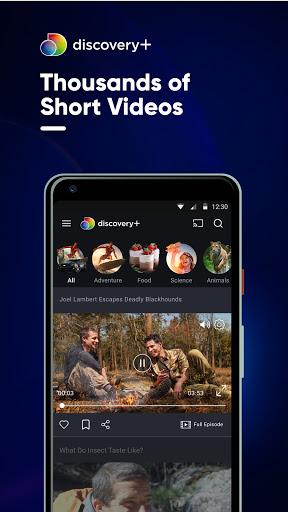 Discovery Plus: TV Shows, Shorts, Fun Learning 1.5.0 screenshots 4