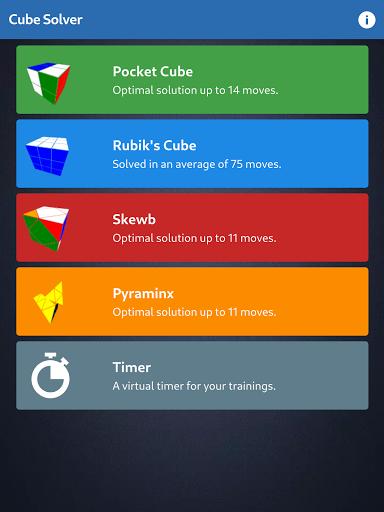 Cube Solver 2.2.0 screenshots 10
