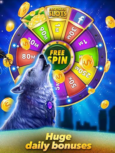 Sandman Slots - Slot Machines Journey with Bonus screenshots 4