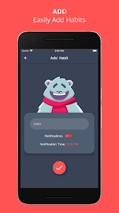 Habit Coach - Track new Habits for a better Life