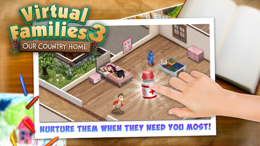 Virtual Families 3 goodtube screenshots 6