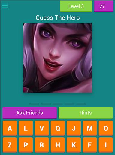 Guess The Mobi Legend Hero 8.4.1z Screenshots 8