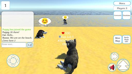 Cute Cat And Puppy World screenshots 1