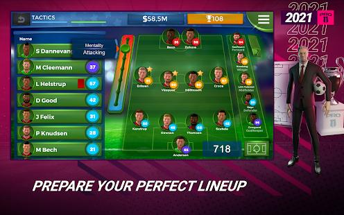 Pro 11 - Football Management Game 1.0.82 Screenshots 6