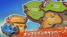 Tankhalla: アドベンチャーアーケードゲーム.戦闘ゲーム&タンクのおすすめ画像2