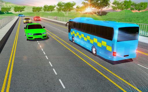 Coach Bus Simulator Games: Bus Driving Games 2021 1.5 screenshots 8