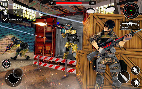 Counter Terrorist Gun Strike: Free Shooting Games 1.23 Screenshots 22