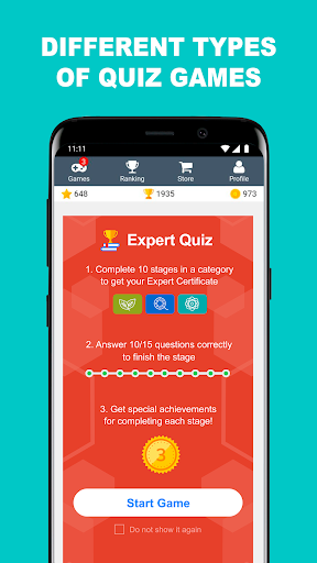QuizzClub: Family Trivia Game with Fun Questions 2.1.19 Screenshots 7