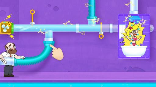 Thrill Wash - Brain Plumber challenges 0.9.7 screenshots 7