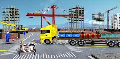 Mega City Construction Simulator:Truck Game