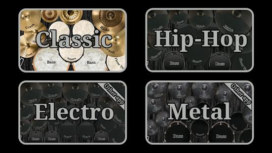 Drum kit (Drums) free 2.1 APK screenshots 10