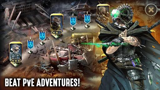 Regular Heroes - Steampunk Card Game (CCG) 0.5.61 screenshots 7
