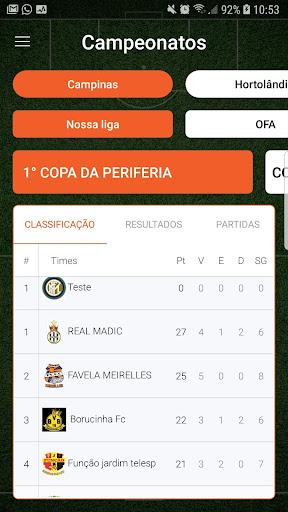 partiu fut screenshot 1
