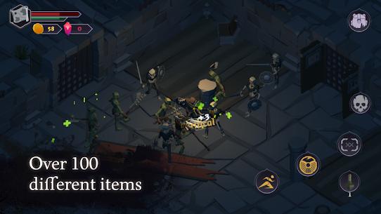 Dread Rune: Roguelike Dungeon Crawler Mod Apk 0.44.7 (God Mode + Unlimited Diamonds) 4