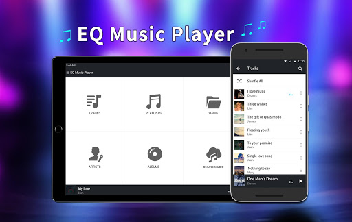 Equalizer Music Player and Video Player 3.0.1 Screenshots 9