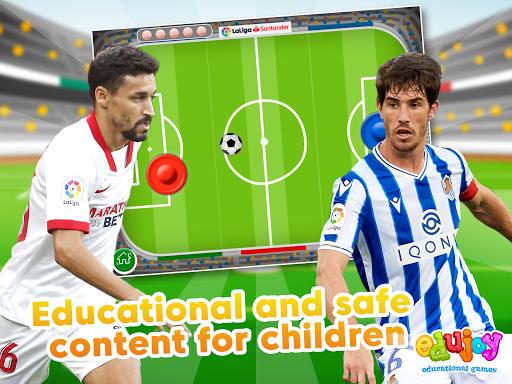 La Liga Educational games. Games for kids screenshots 10