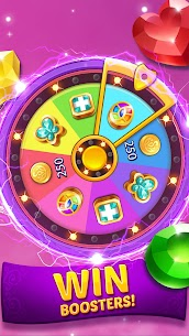 Genies & Gems – Match 3 Game APK MOD Download 5