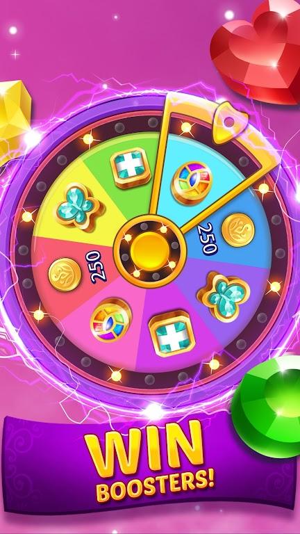 Genies & Gems - Match 3 Game poster 5