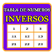 Tabla de los Numeros Inversos Download for PC Windows 10/8/7