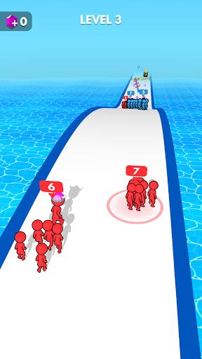 Crowd Battle 3D  screenshots 3