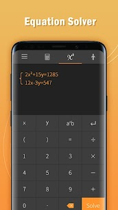 Math Calculator – Equation Solver, Free Scientific 1.11 Download Mod Apk 3