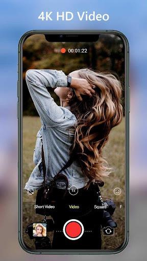 iCamera: Camera for iPhone 12 u2013 iOS 14 Camera 1.2.6 Screenshots 3