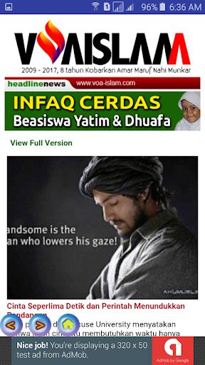 berita islam screenshot 3