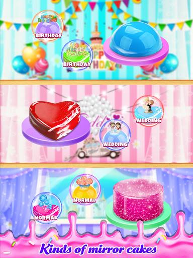 Mirror Cake - Fashion Sweet Desserts screenshots 4