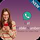 Girl Mobile Number Prank - Random Girls Video Chat für PC Windows