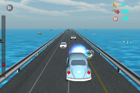 street racing car drive 3d screenshot 2