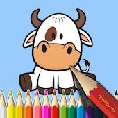 icono Animales para colorear