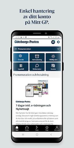 Göteborgs-Posten  screenshots 6