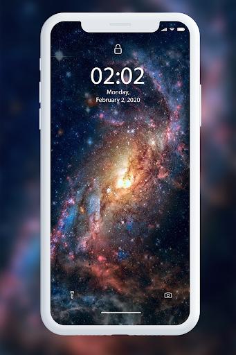 Galaxy Wallpaper ud83cudf0c  screenshots 5