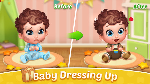Baby Manor: Baby Raising Simulation & Home Design  screenshots 2