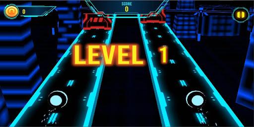 Télécharger Neon Jump mod apk screenshots 2