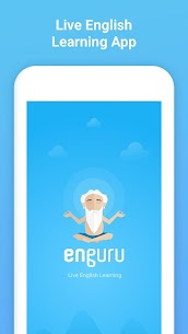 enguru Live English Learning for Adults & Kids 1