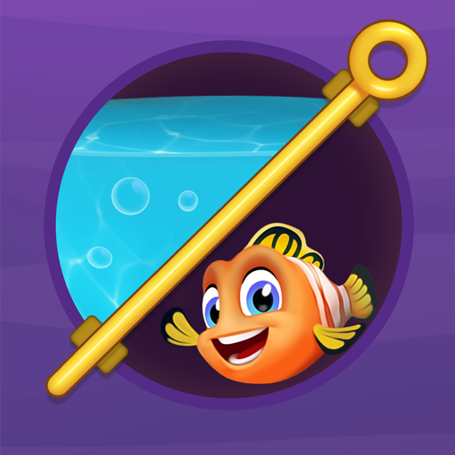 Swap and match to create lovely homes for adorable fish!