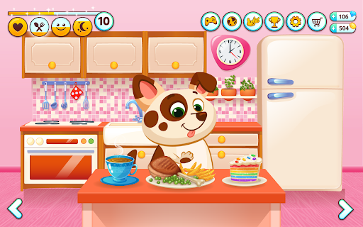 Duddu - My Virtual Pet  screenshots 8