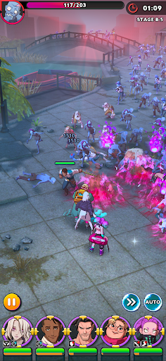 Undead World: Hero Survival Apkfinish screenshots 8