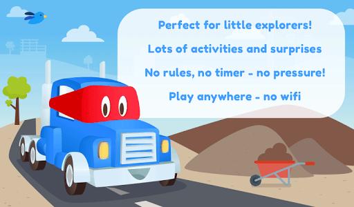 Carl the Super Truck Roadworks: Dig, Drill & Build 1.7.13 screenshots 13