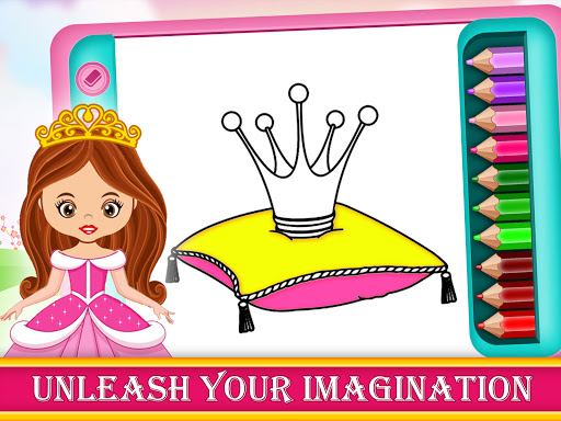 Baby Princess Computer - Phone, Music, Puzzle 1.0.4 screenshots 3