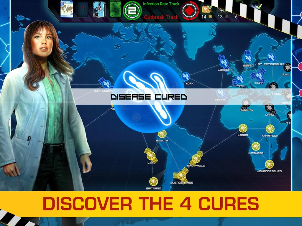 Pandemic: The Board Game  poster 15