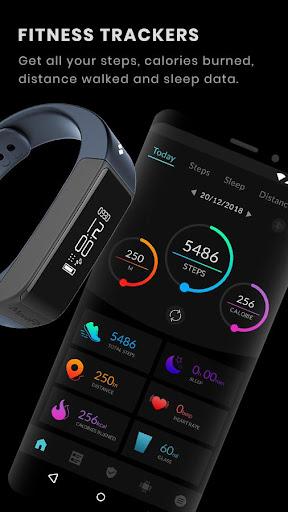 MevoFit Fitness Tracker screenshot 1