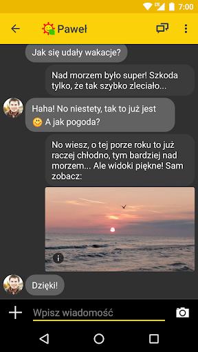 GG Messenger - Lightweight & Simple  Screenshots 4