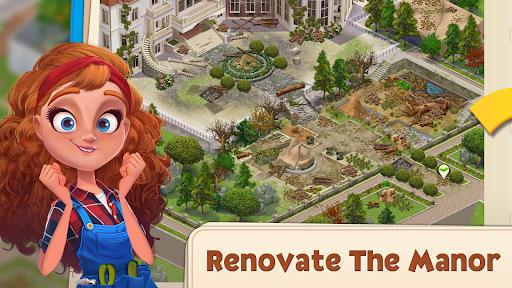Merge Manor : Sunny House apkdebit screenshots 7