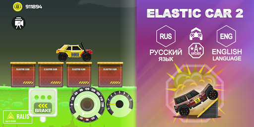 ELASTIC CAR 2 android2mod screenshots 1